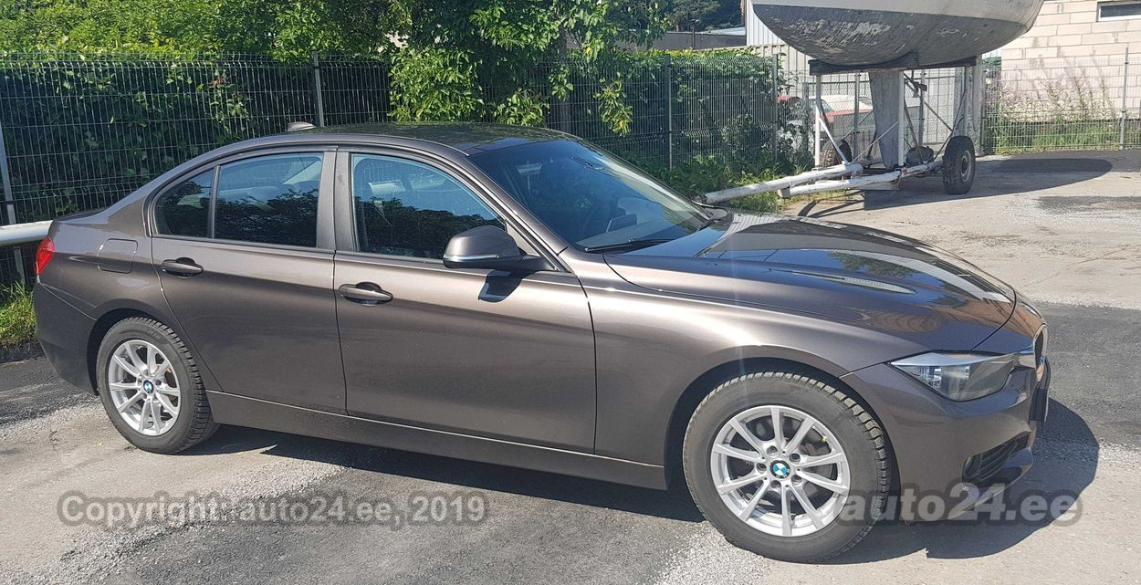 BMW 320 F30 2.0 85kW