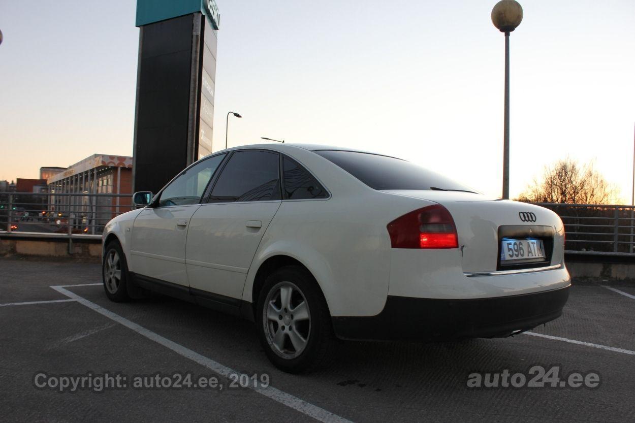 Audi A6 C5 1.8 92kW