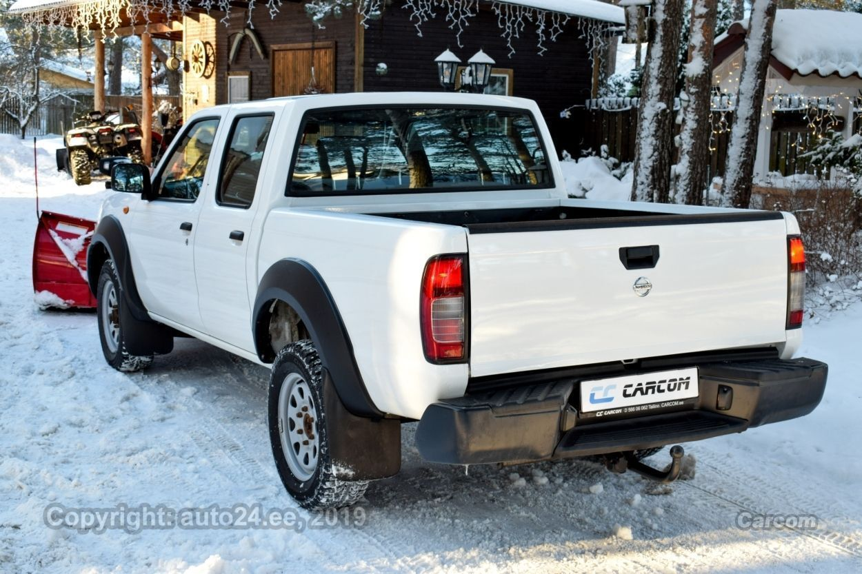 Nissan NP300 Pick-Up LUMESAHK 2.5 TDI 98kW