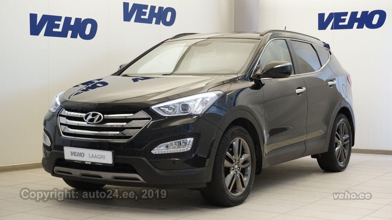 ad010e27aa2 Hyundai Santa Fe 2.2 145 kW universaal nelikvedu kliimaautomaatik,  roolivõimendi, kesklukustus (puldiga)... Hind sisaldab KM 20% ...