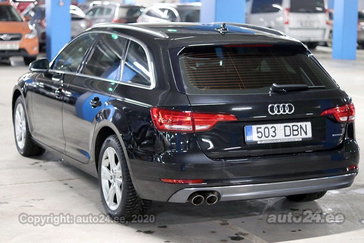 Audi A4 2.0 140kW