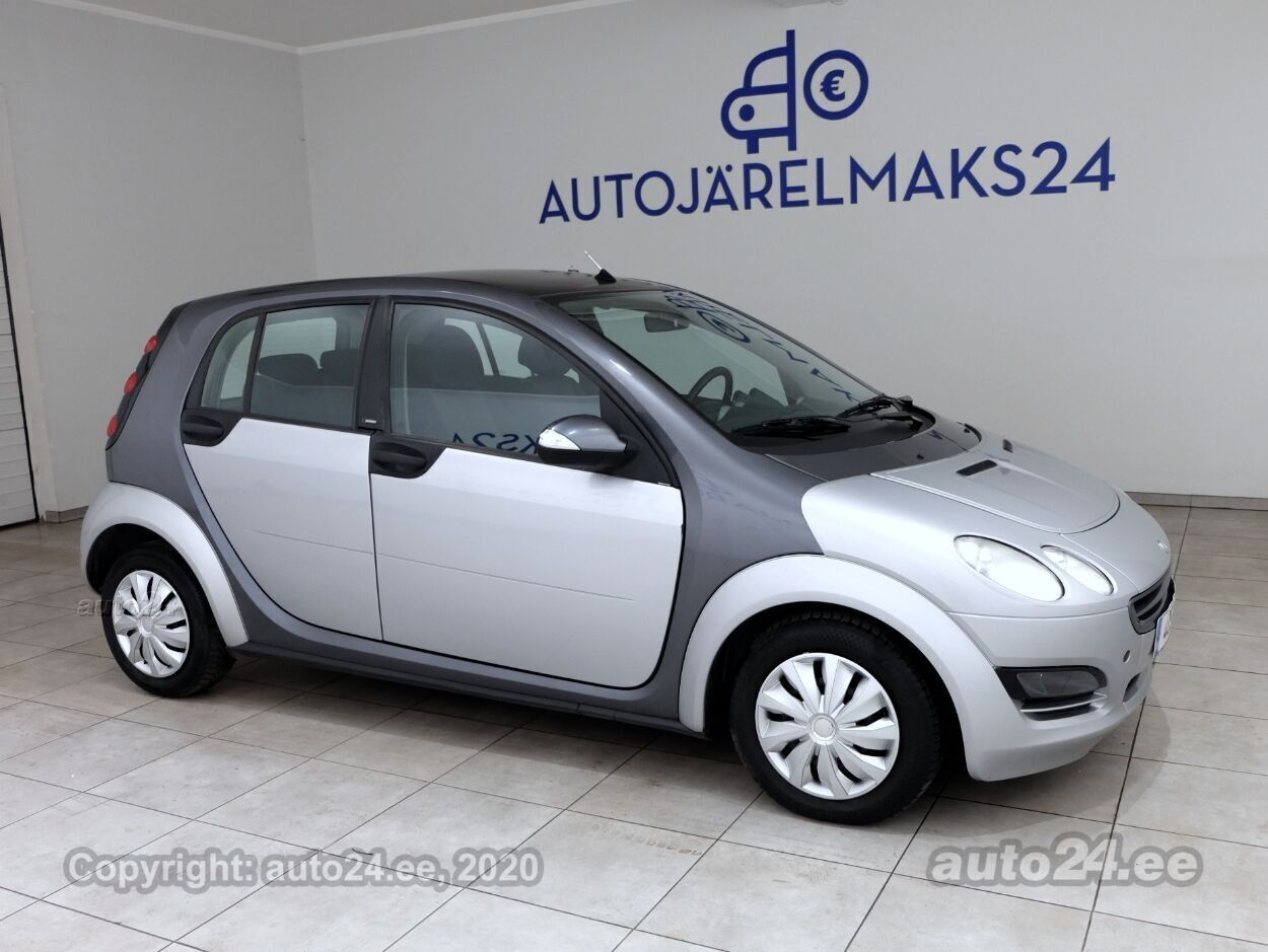 Smart Forfour Opensky - Photo