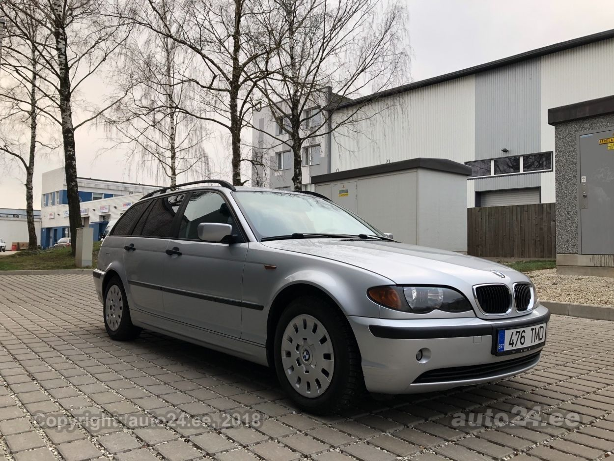BMW 318 1.8 TDI 85kW