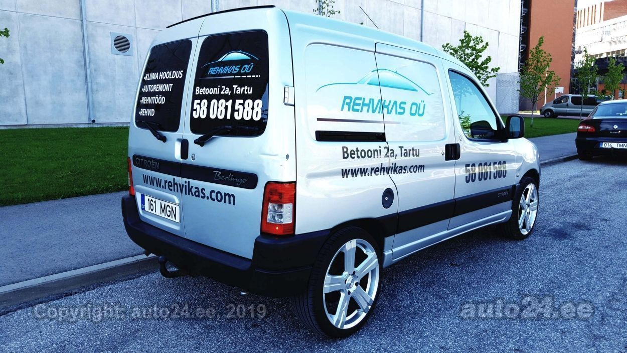 Citroen Berlingo 1.4 R4 55kW