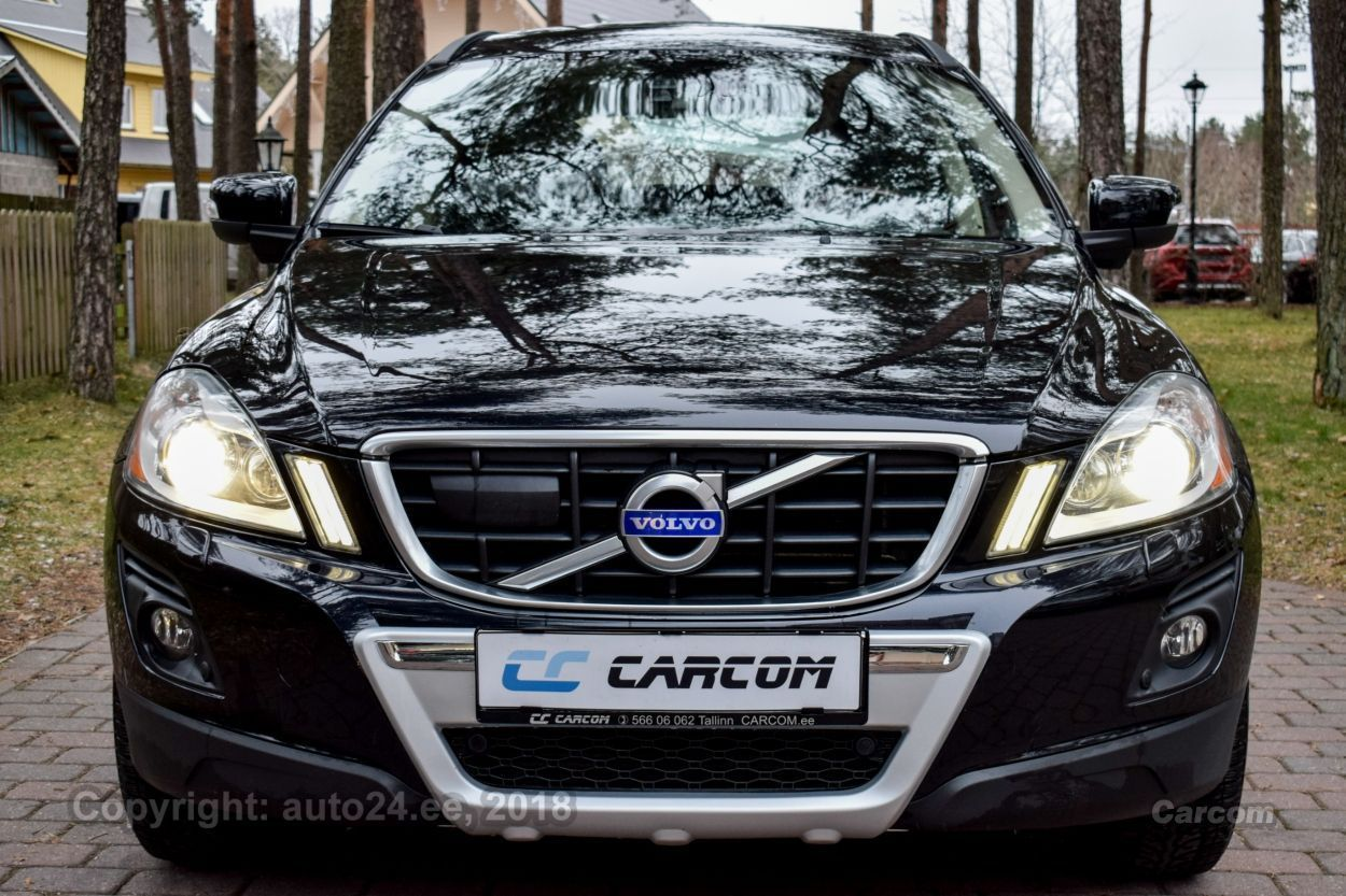 Volvo XC60 SUMMUM INTELLI SAFE PRO WINTER HEICO SPORTIV 2.4 D5 AWD 154kW