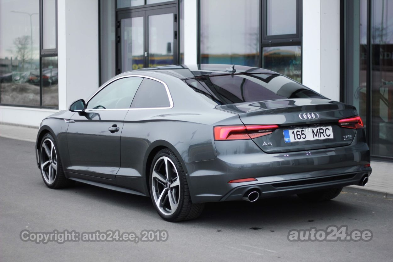 Audi A5 Coupe S-line 2.0 TFSI 185kW