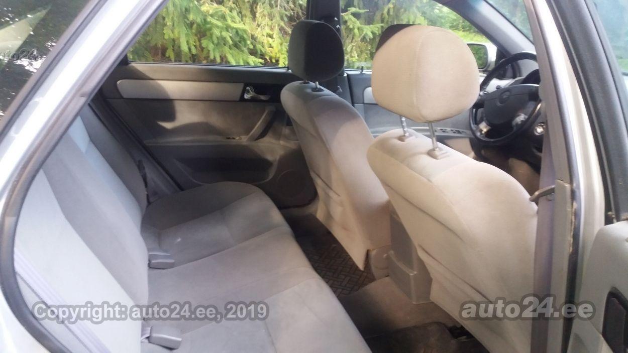 Chevrolet Lacetti 1.6 80kW