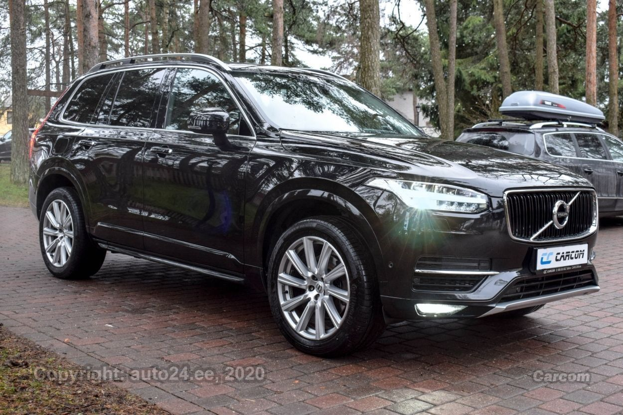 Volvo XC90 AWD Intelli SAFE Business MY 2016 2.0 D5 165kW