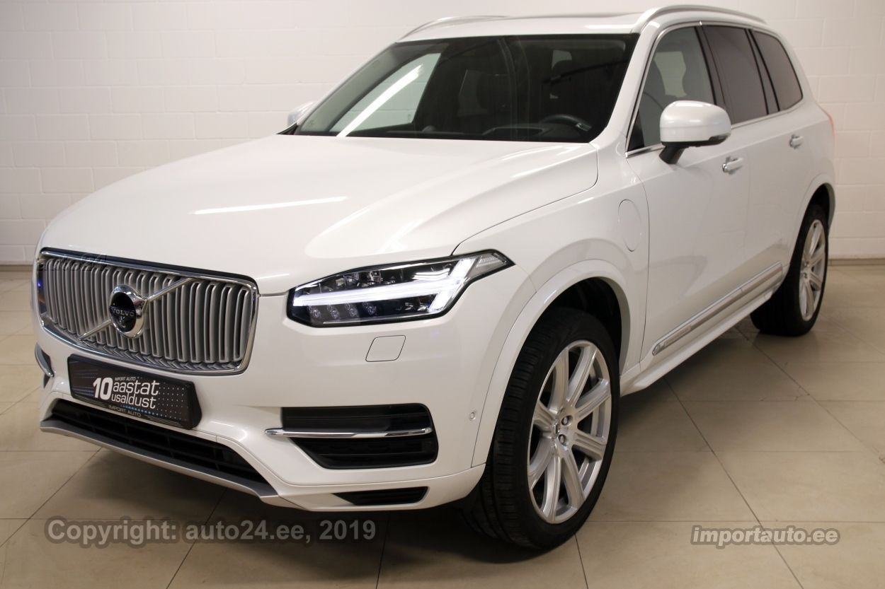 Volvo XC90 T8 TWIN ENGINE HYBRID AWD INSCRIPTION 7 MY18 2.0 T8 300kW