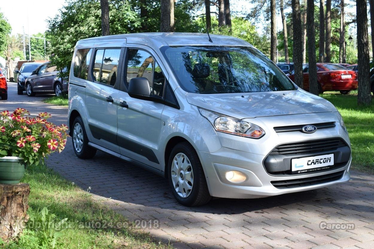 Ford Transit Connect  L2 LONG LWB N1 5K 1.6 TDCI 85kW