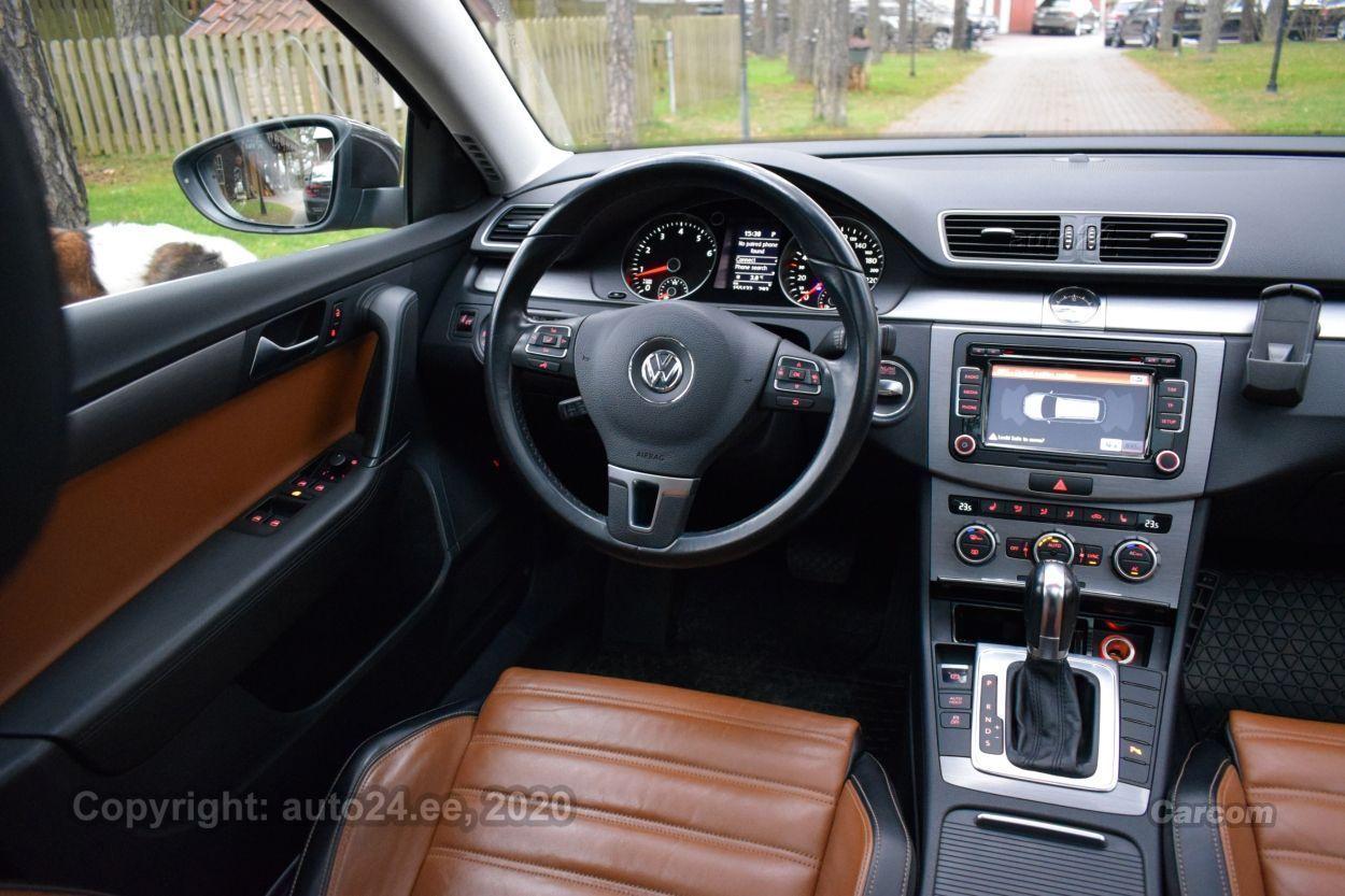Volkswagen Passat CNG HIGHLINE ECOFUEL 1.4 TSI 110kW