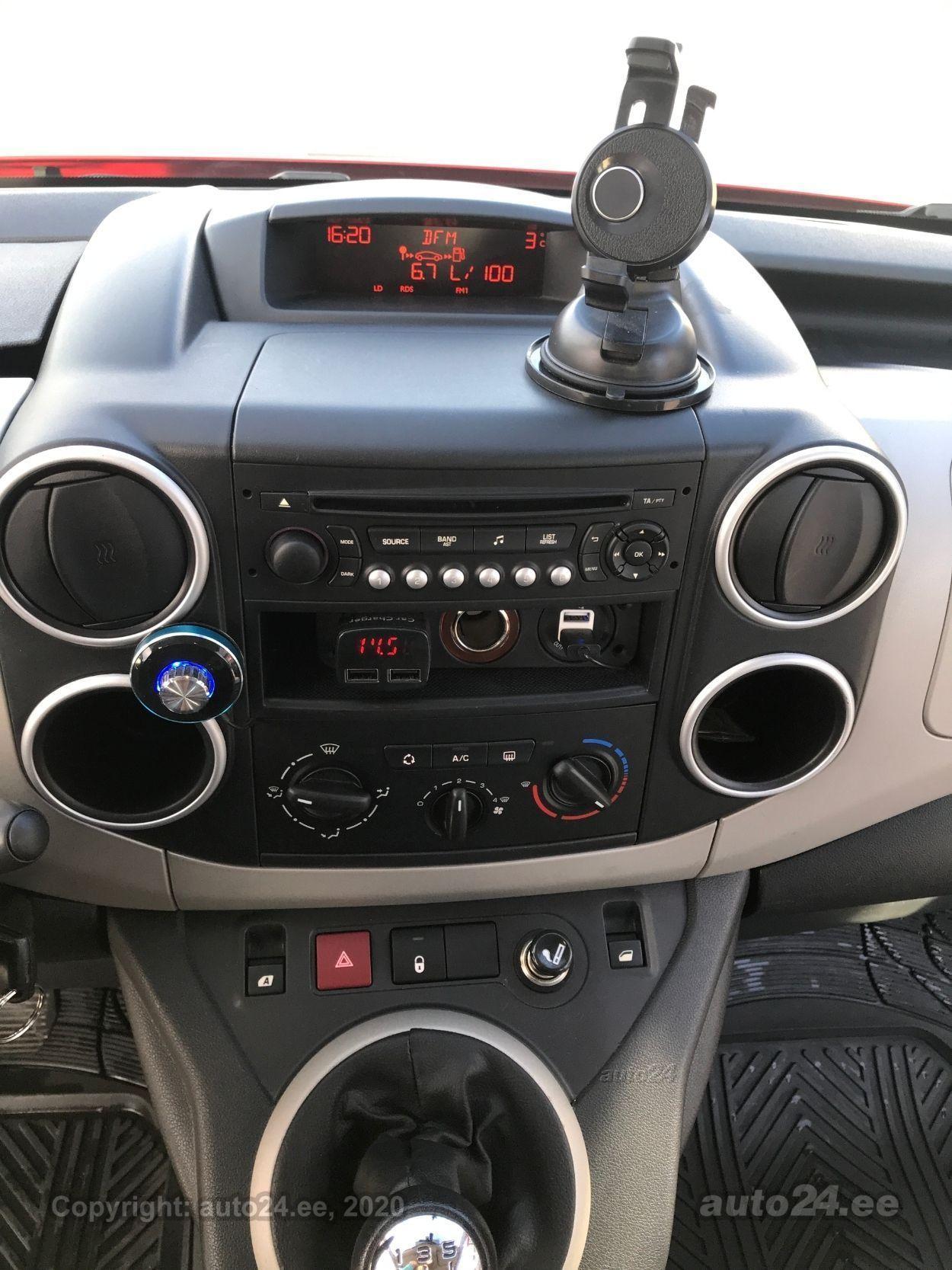 Citroen Berlingo N1 1.6 TDI 55kW