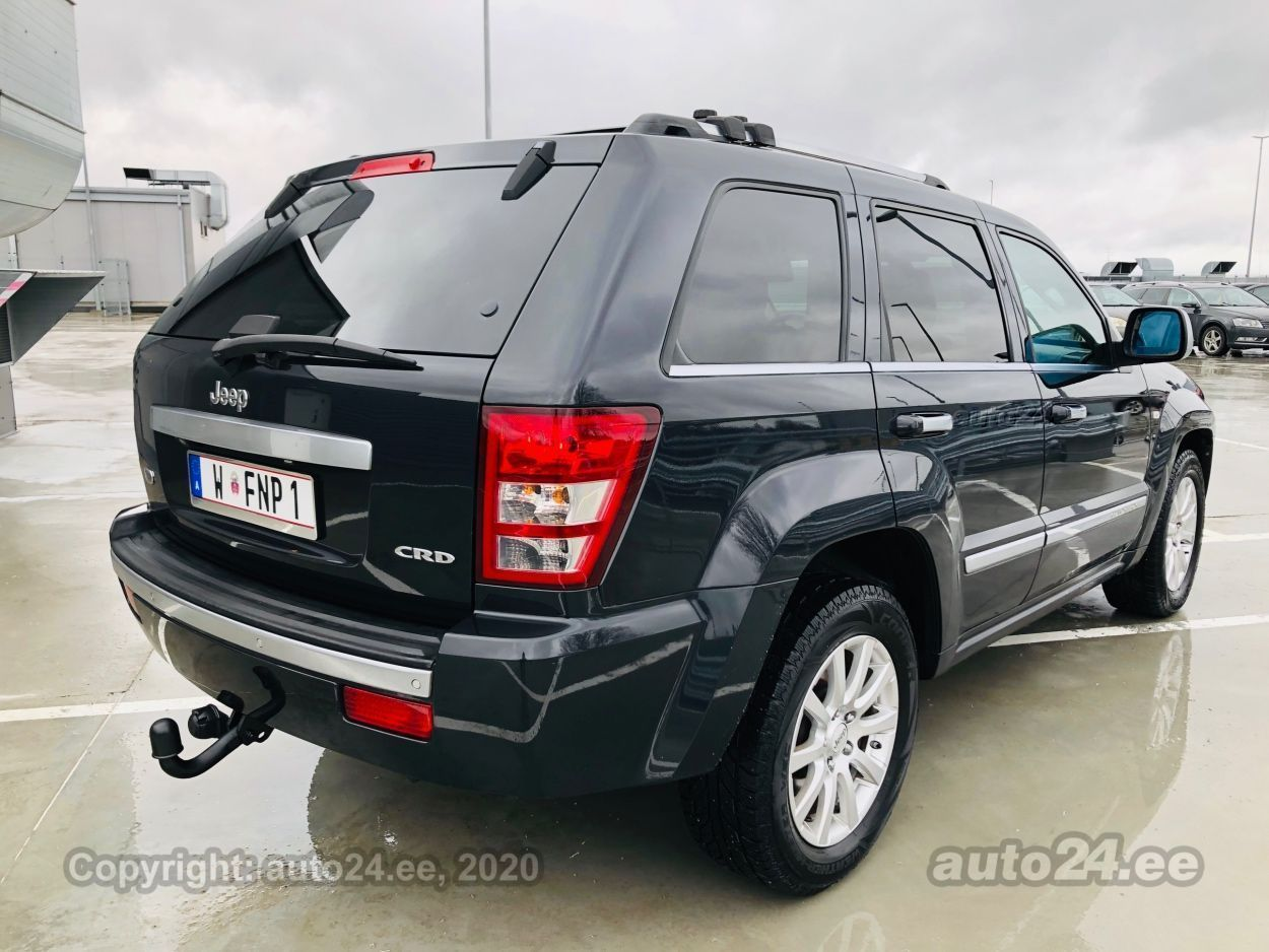 Jeep Grand Cherokee Overland Edition 3.0 160kW