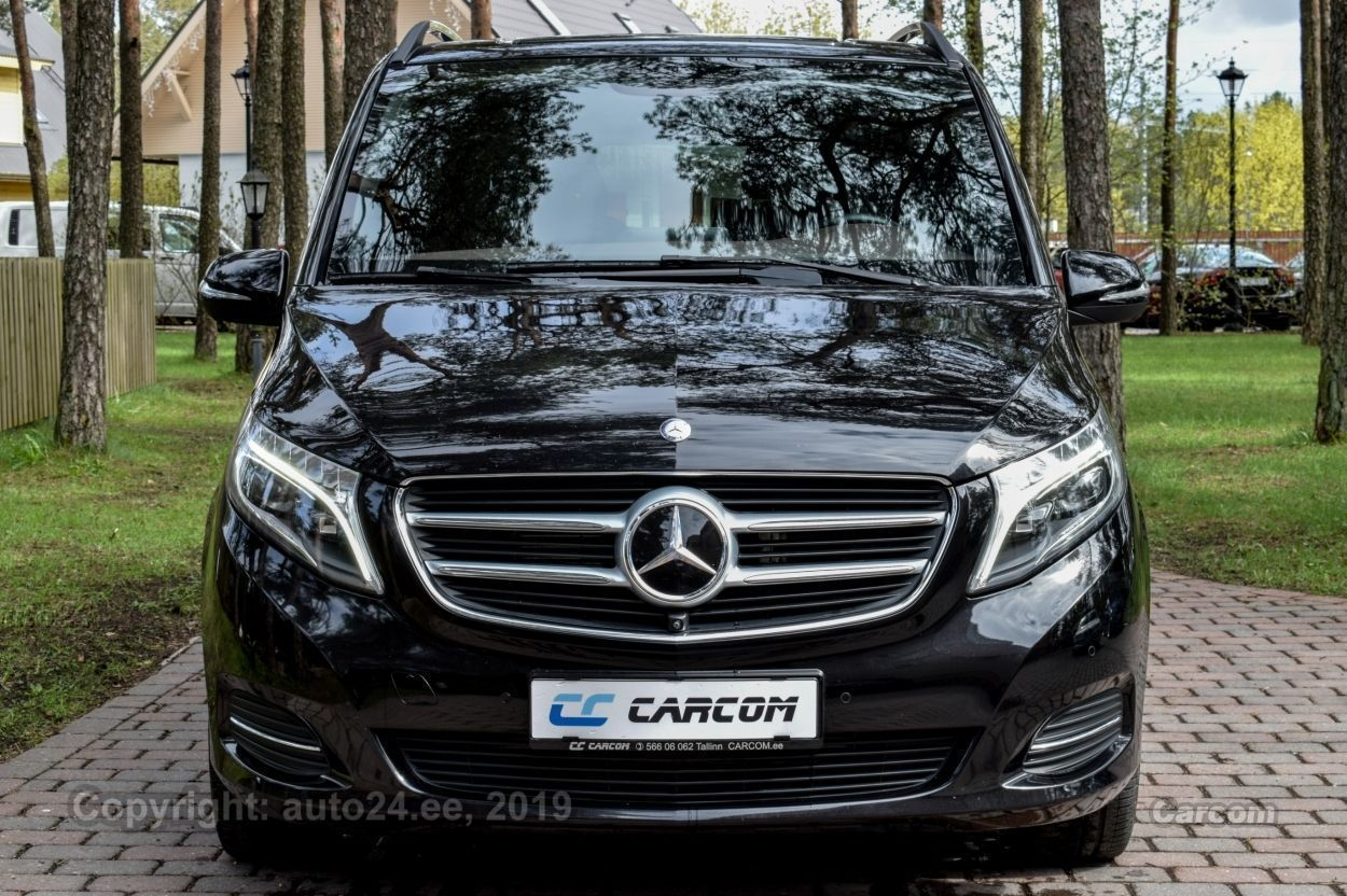 Mercedes-Benz V 250 Avantgarde Sport Extra-LONG 4Matic 6K 2.1 140kW