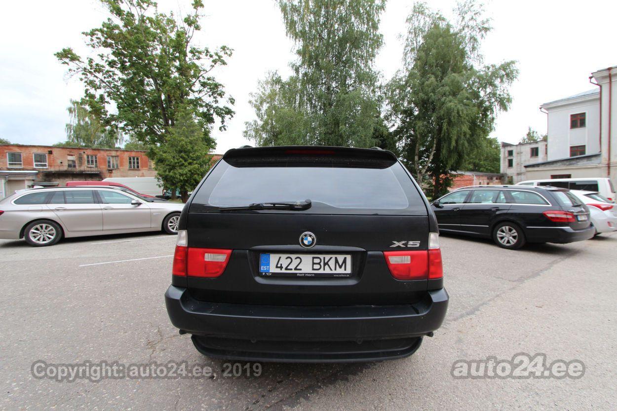 BMW X5 E53 3.0 160kW