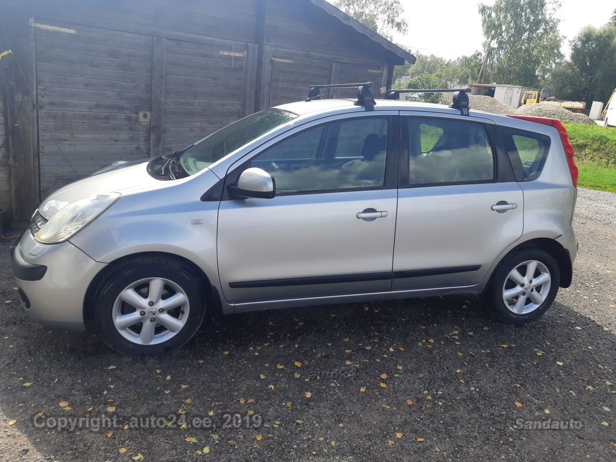Nissan Note 1.5 dCI 63kW