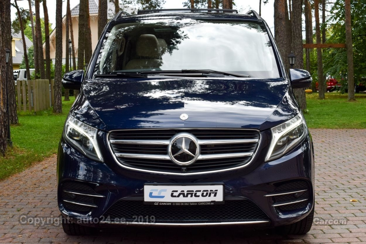 Mercedes-Benz V 250 AMG Avantgarde Long 4Matic 6K Full 2.1 BlueEfficiency 140kW