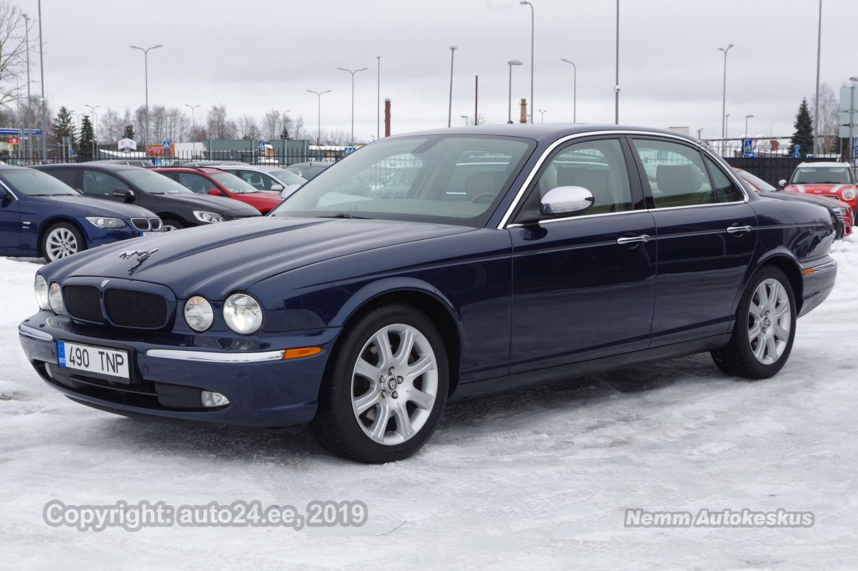 Jaguar XJ Exclusive 2.7 V6 TDI 152kW