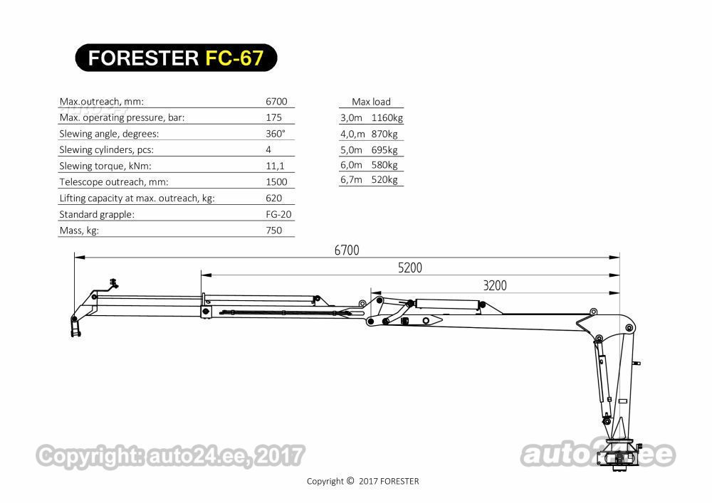 Forester FT-9
