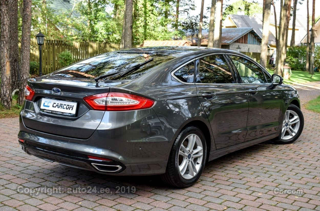 Ford Mondeo TITANIUM WINTER MY 2017 2.0 TDCi 132kW