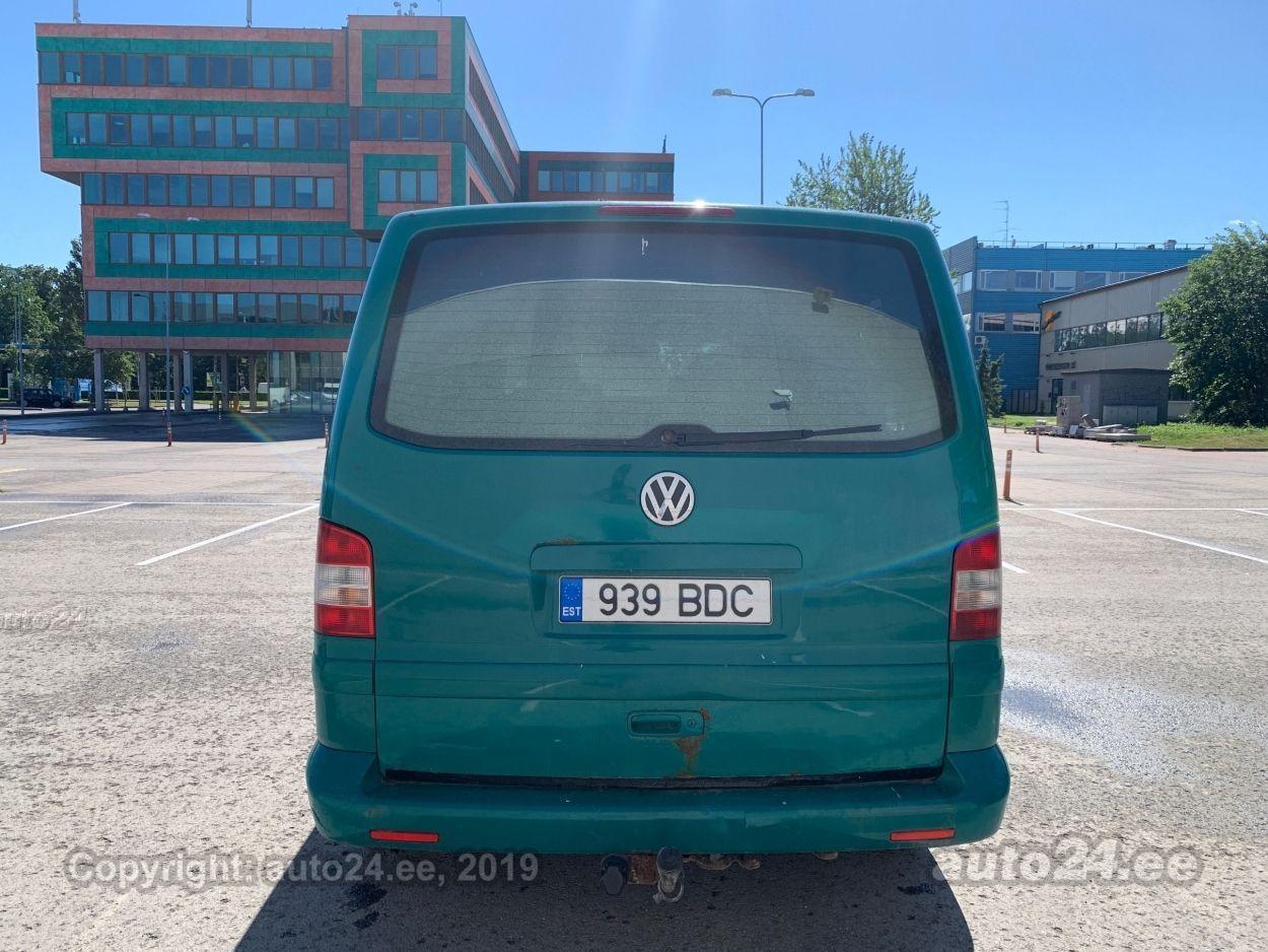 Volkswagen Transporter Shuttle 2.5 96kW