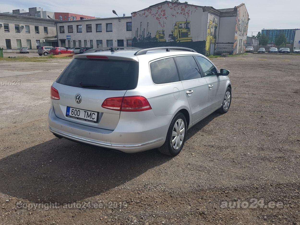 Volkswagen Passat 1.8 TSI 118kW