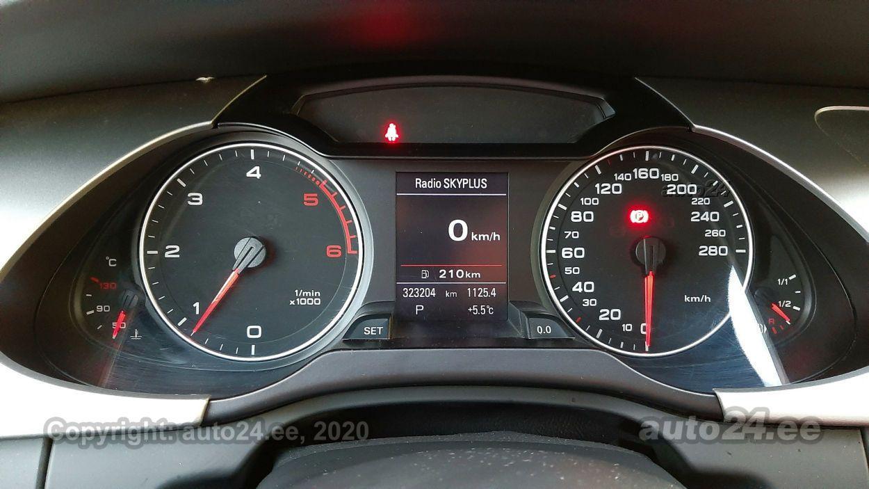 Audi A4 Quattro 3.0 176kW