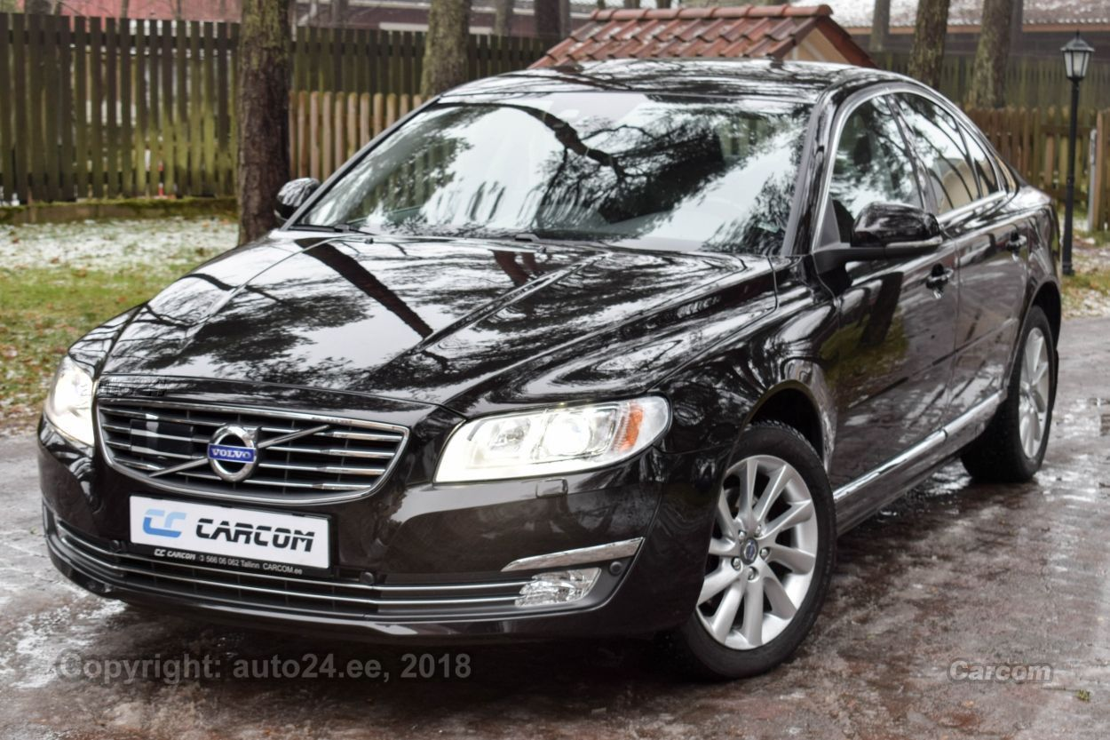 Volvo S80 SUMMUM INTELLI SAFE PRO XENIUM WINTER MY 2016 2.0 D4 133kW