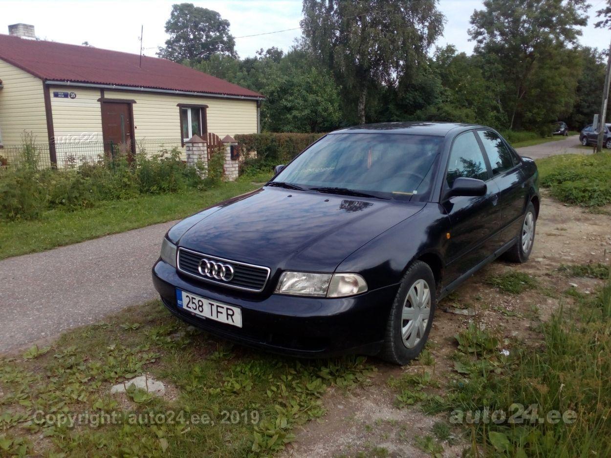 Audi A4 b5 1.6 74kW