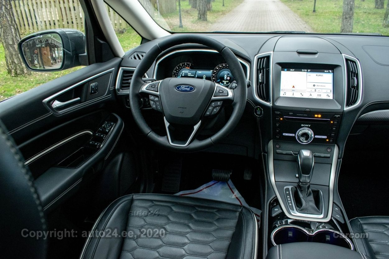 Ford S-MAX Vignale Safety Winter 7K MY 2017 2.0 TDCi 132kW