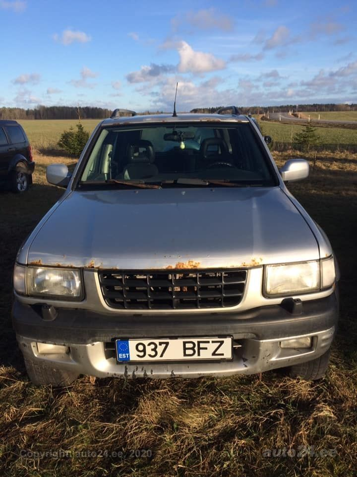 Opel Frontera Limited 2.2 85kW