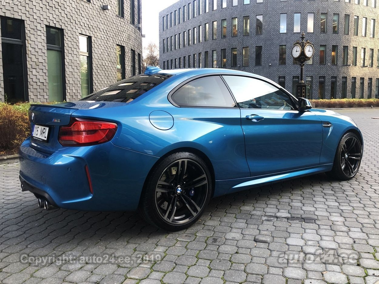 BMW M2 2018 FACELIFT 3.0 R6 N55 272kW