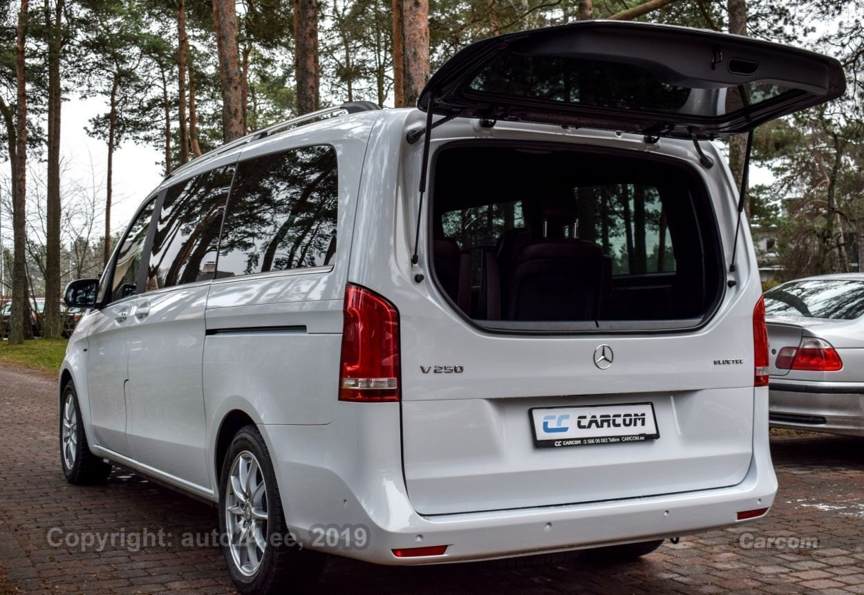 Mercedes-Benz V 250 Avantgarde Sport   Edition 1 Winter 2.1 BlueEfficiency 140kW