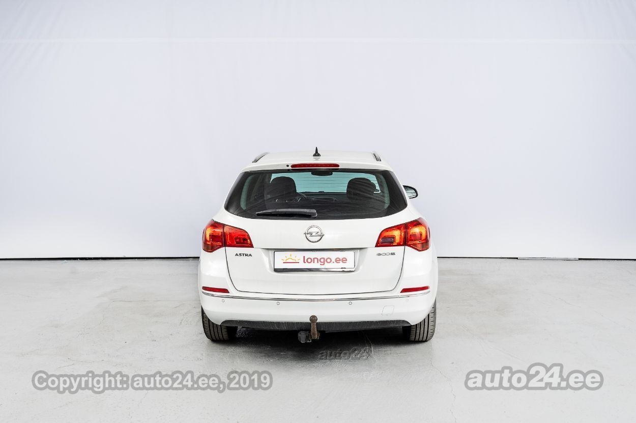 Opel Astra Sports Tourer Business+ 1.6 81kW