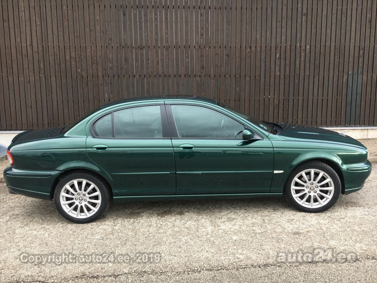 Jaguar X-Type Special Collectors Edition 2.0 96kW