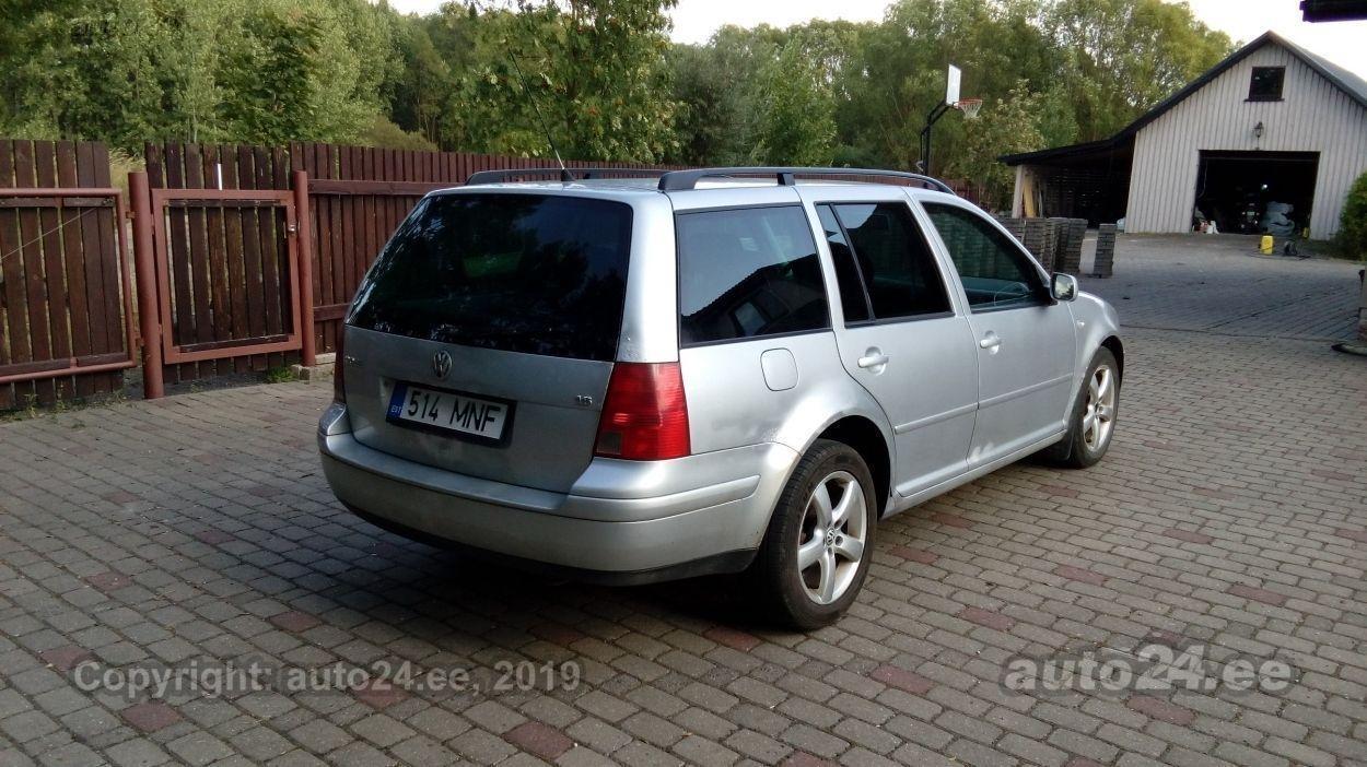 Volkswagen Golf Variant Atlantic 1.6 75kW
