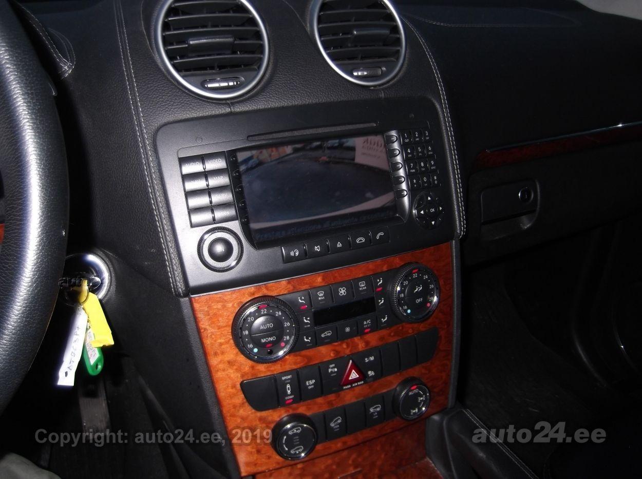Mercedes-Benz GL 320 7 k 3.2 165kW