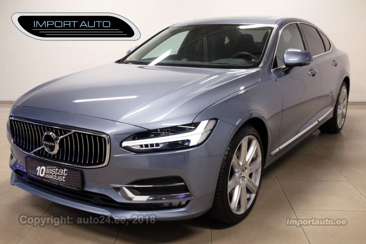 Volvo S90 AWD INCRIPTION XENIUM INTELLI WINTER PRO MY18 2.0 D5 173kW