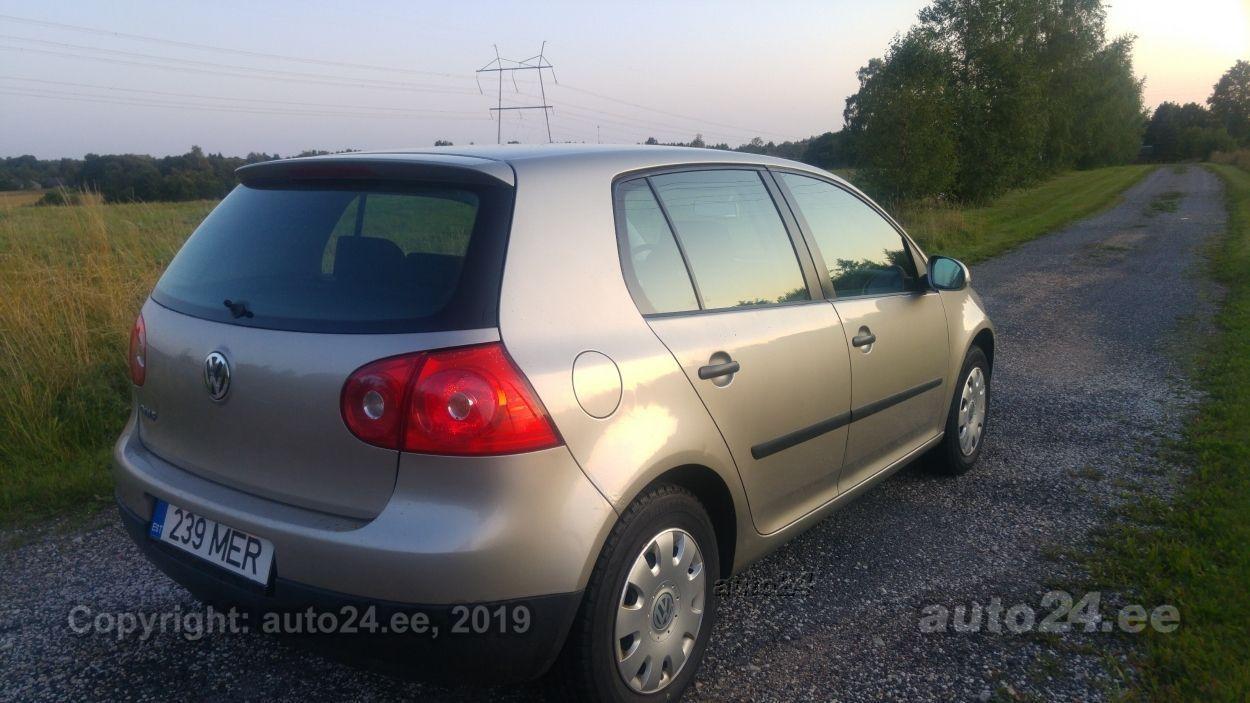 Volkswagen Golf Trendline 1.4 55kW