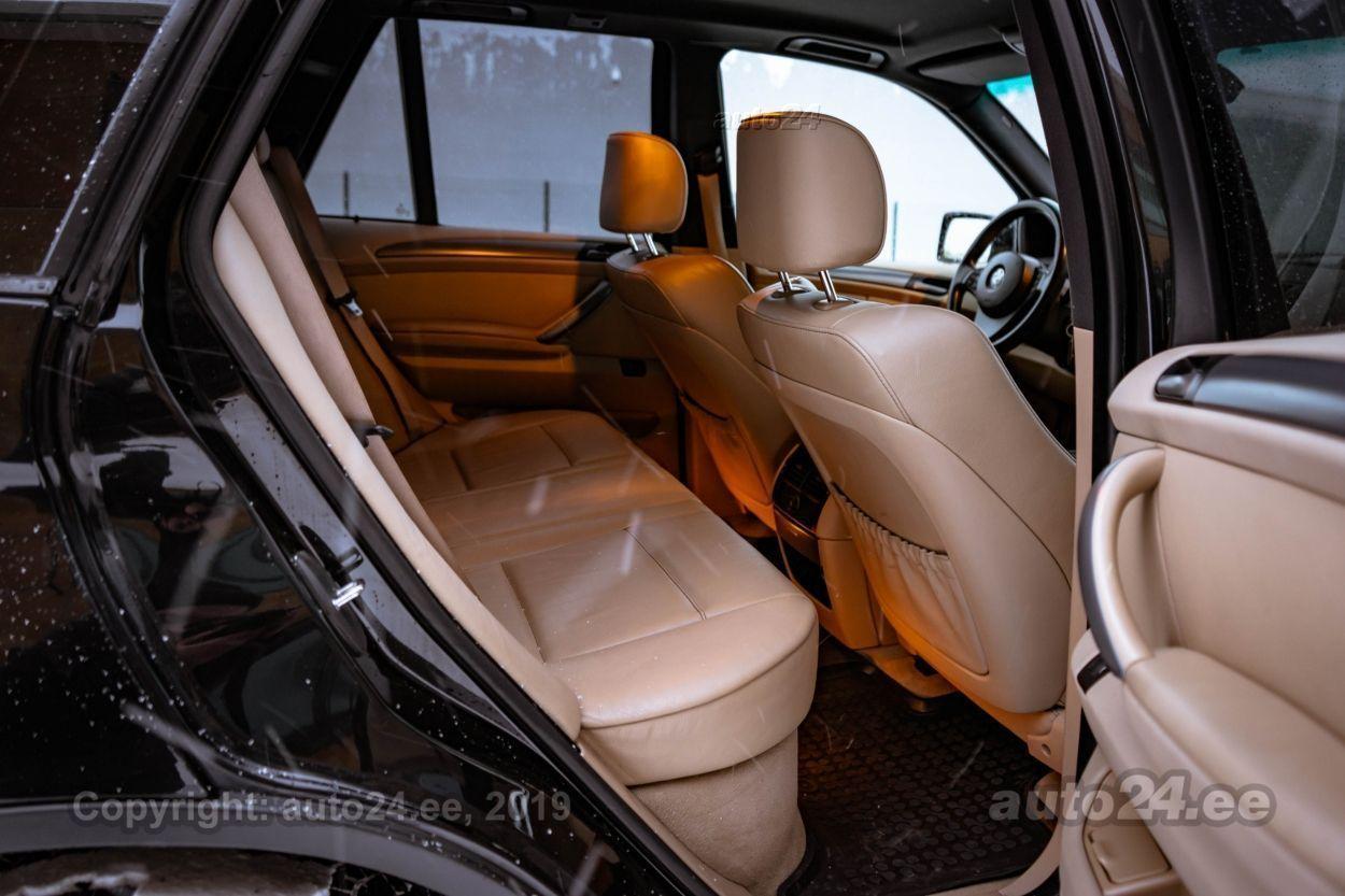 BMW X5 3.0 160kW