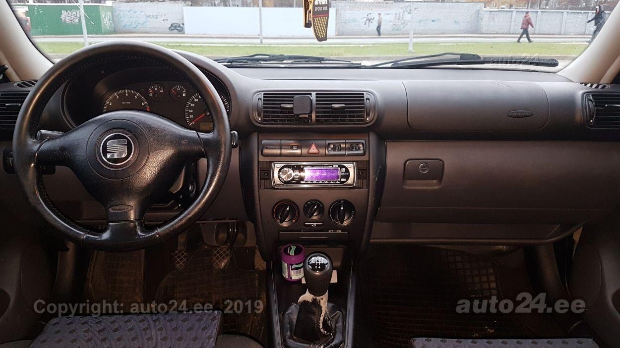 SEAT Toledo 1.8 92kW