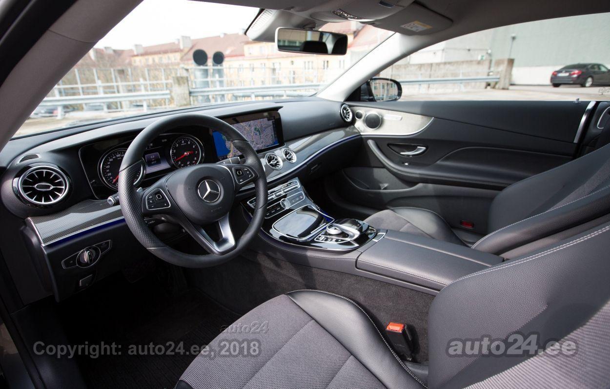 Mercedes-Benz E 200 Widescreen R4 2.0 135kW