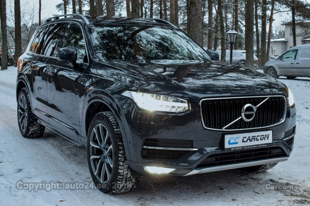 Volvo XC90 AWD Xenium Intelli SAFE Business MY16 7K 2.0 D5 165kW