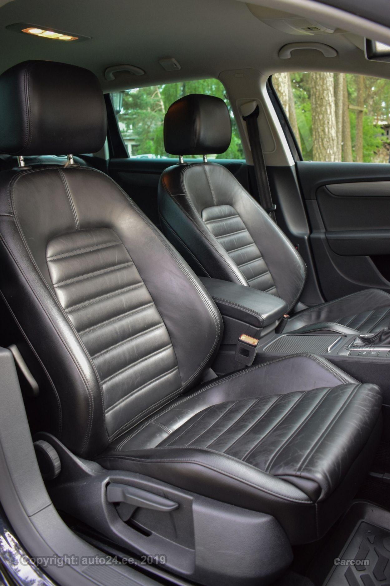 Volkswagen Passat CNG Highline Winter EcoFuel 1.4 TSI 110kW