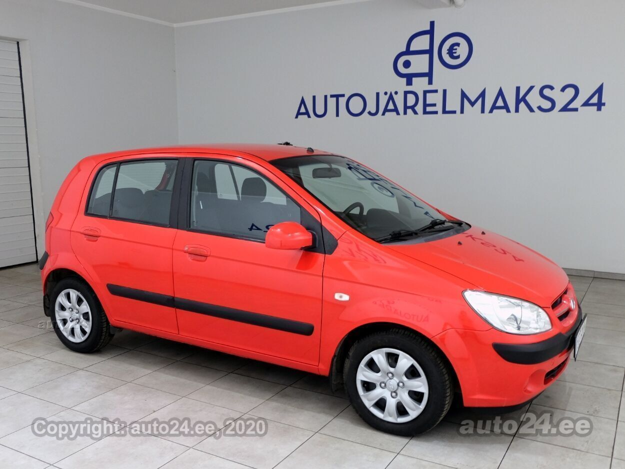 Hyundai Getz Facelift - Photo