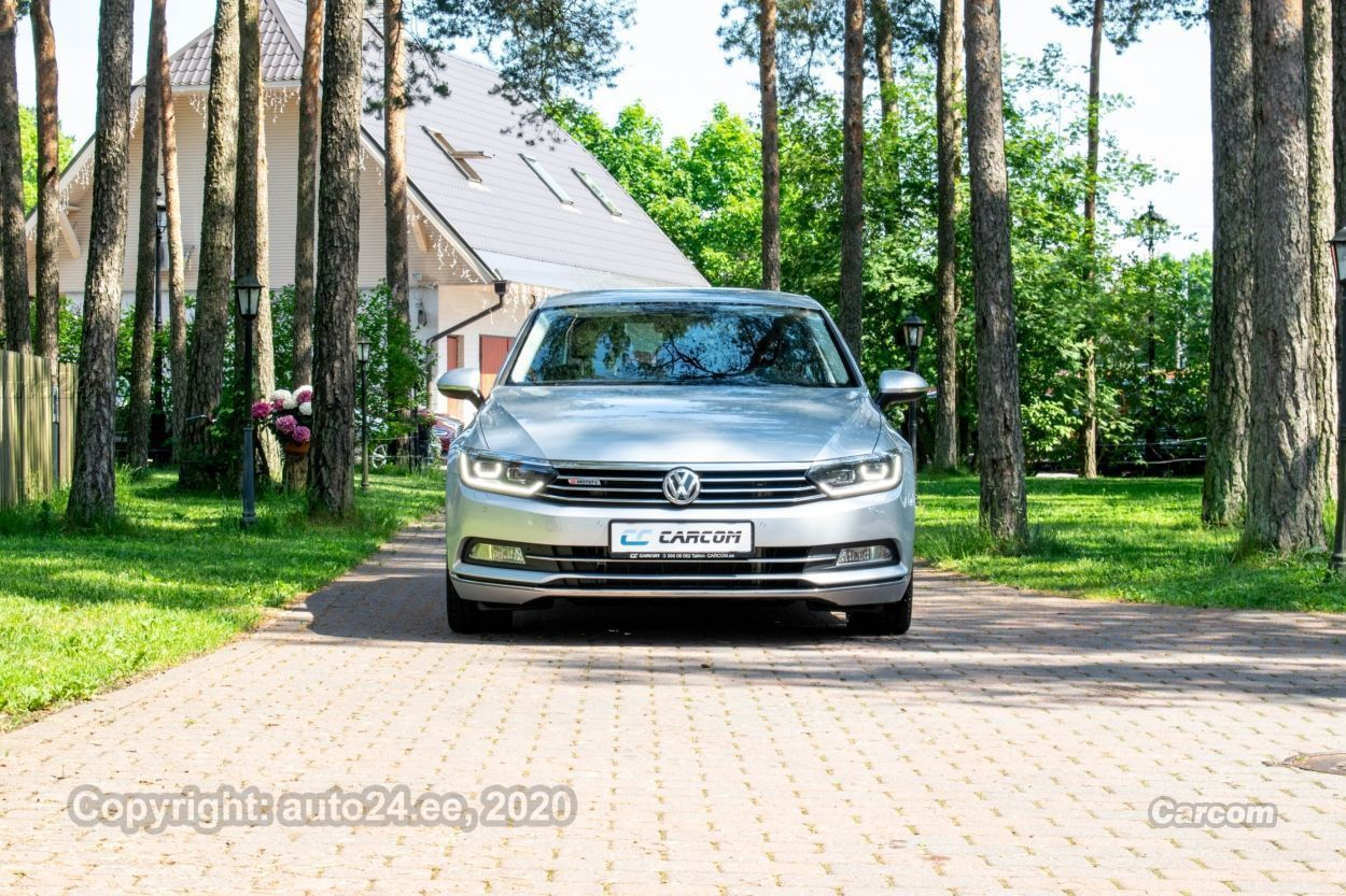 Volkswagen Passat 4Motion Highline Safety MY 2016 2.0 BI-TDI 176kW