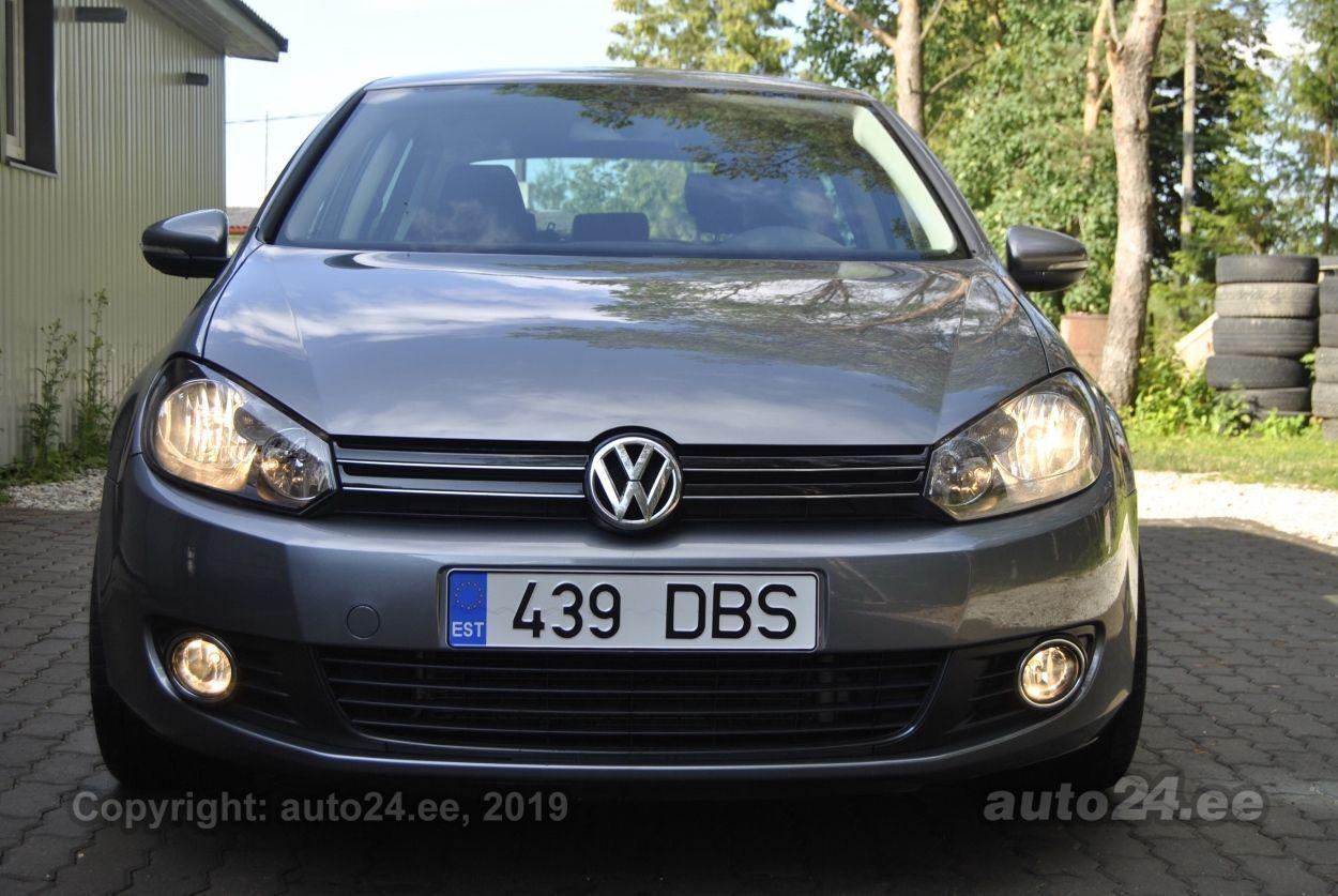 Volkswagen Golf TDI 1.6 77kW
