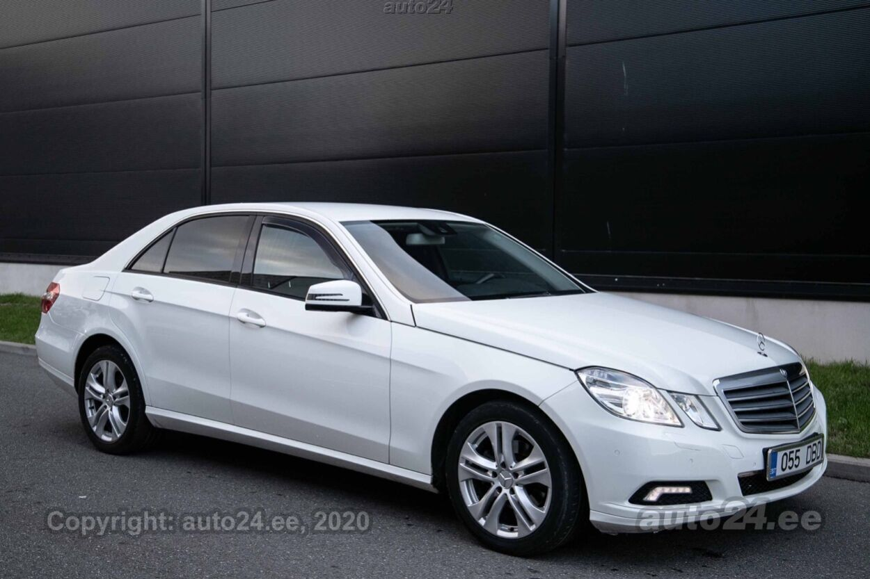 Mercedes-Benz E 220 Avangarde - Photo