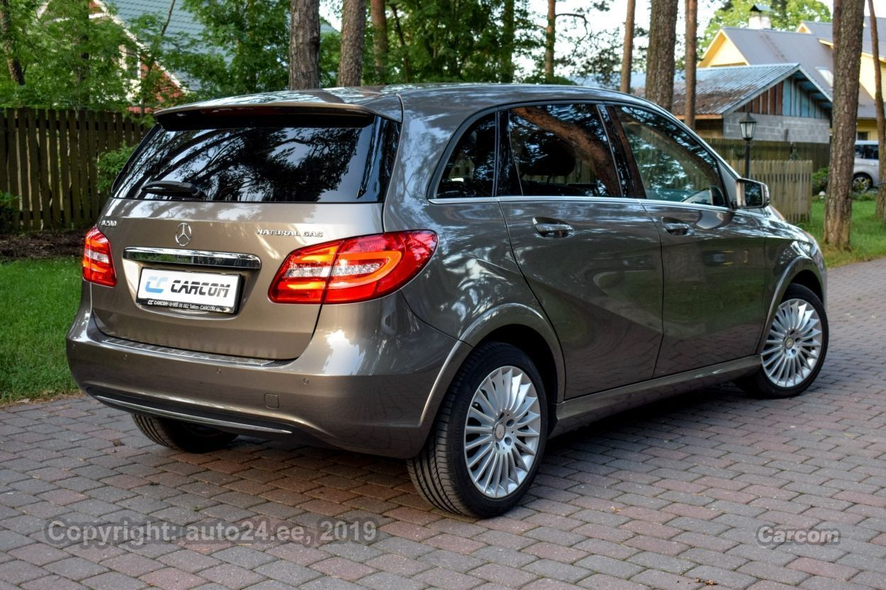 Mercedes-Benz B 200 CNG Natural Gas Sports Package 7G - DCT 2.0 CNG NATURAL GAS 115kW
