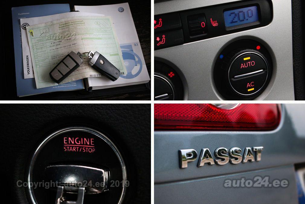 Volkswagen Passat Variant Comfortline 2.0 TDI COMMON RAIL 103kW